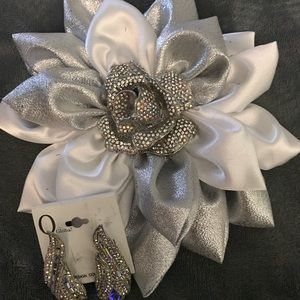 Accessories - Custom Flower pins!  Choose your color!